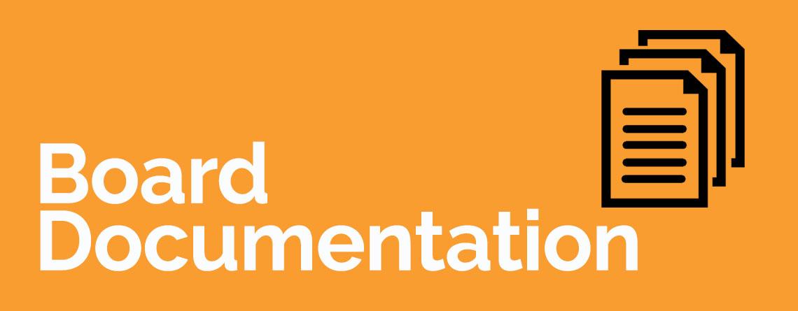 Board Documentation