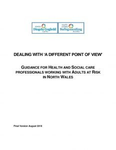 Dealing with a different point of view