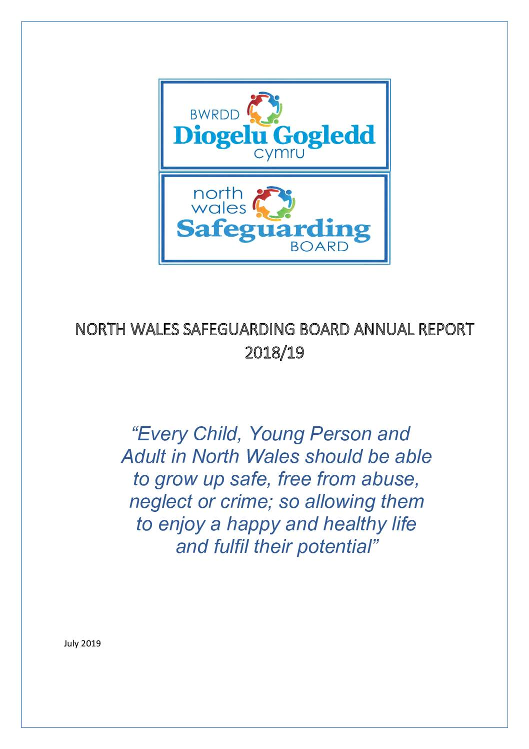 NWSB Annual Report 2018/19