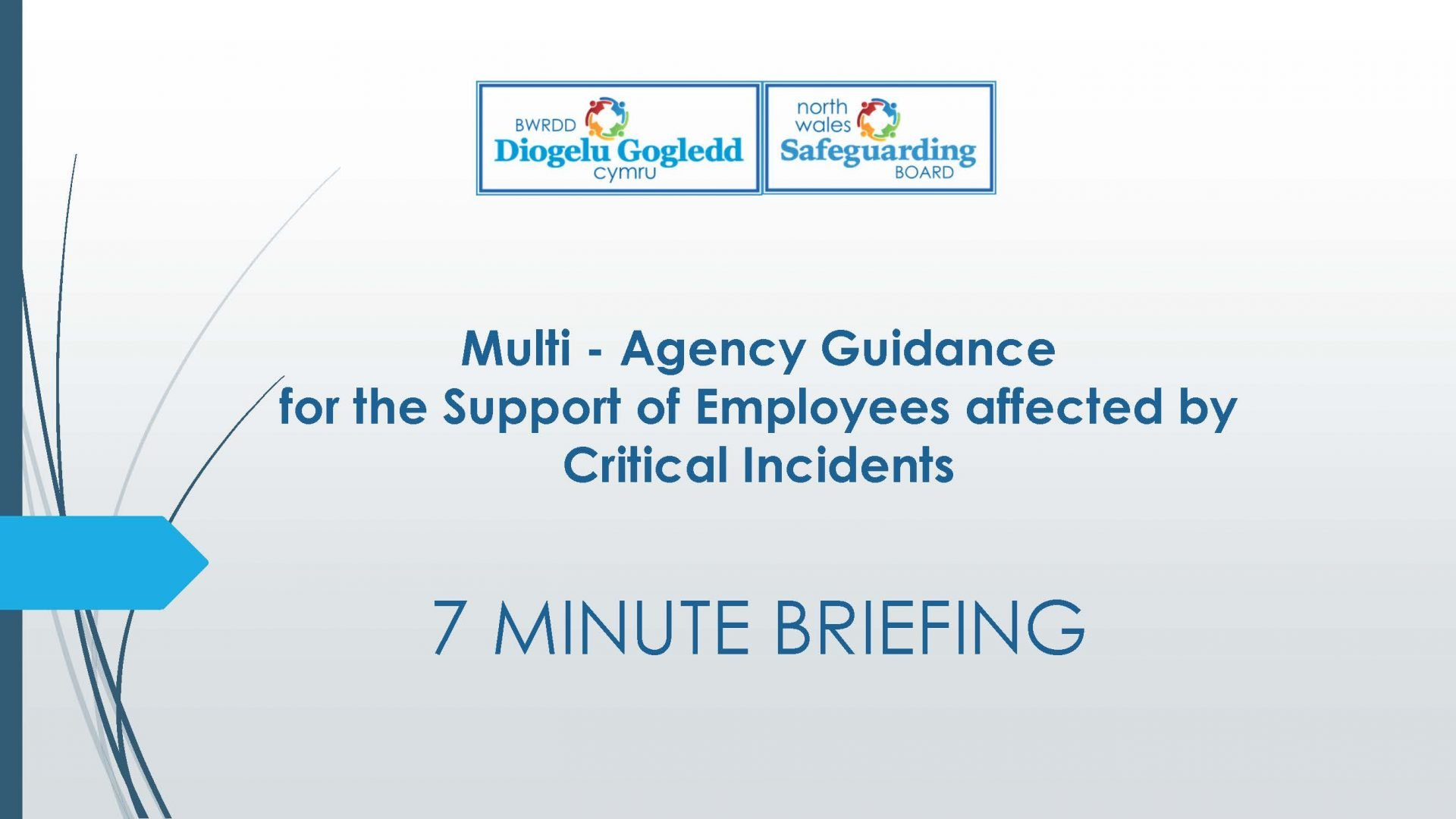 Multi Agency Guidance