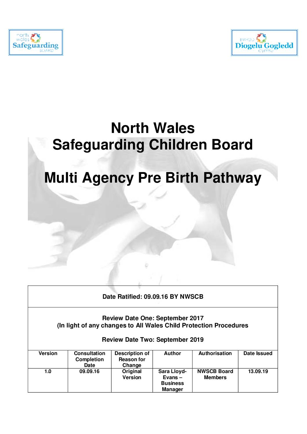 Multi Agency Pre-Birth Pathway