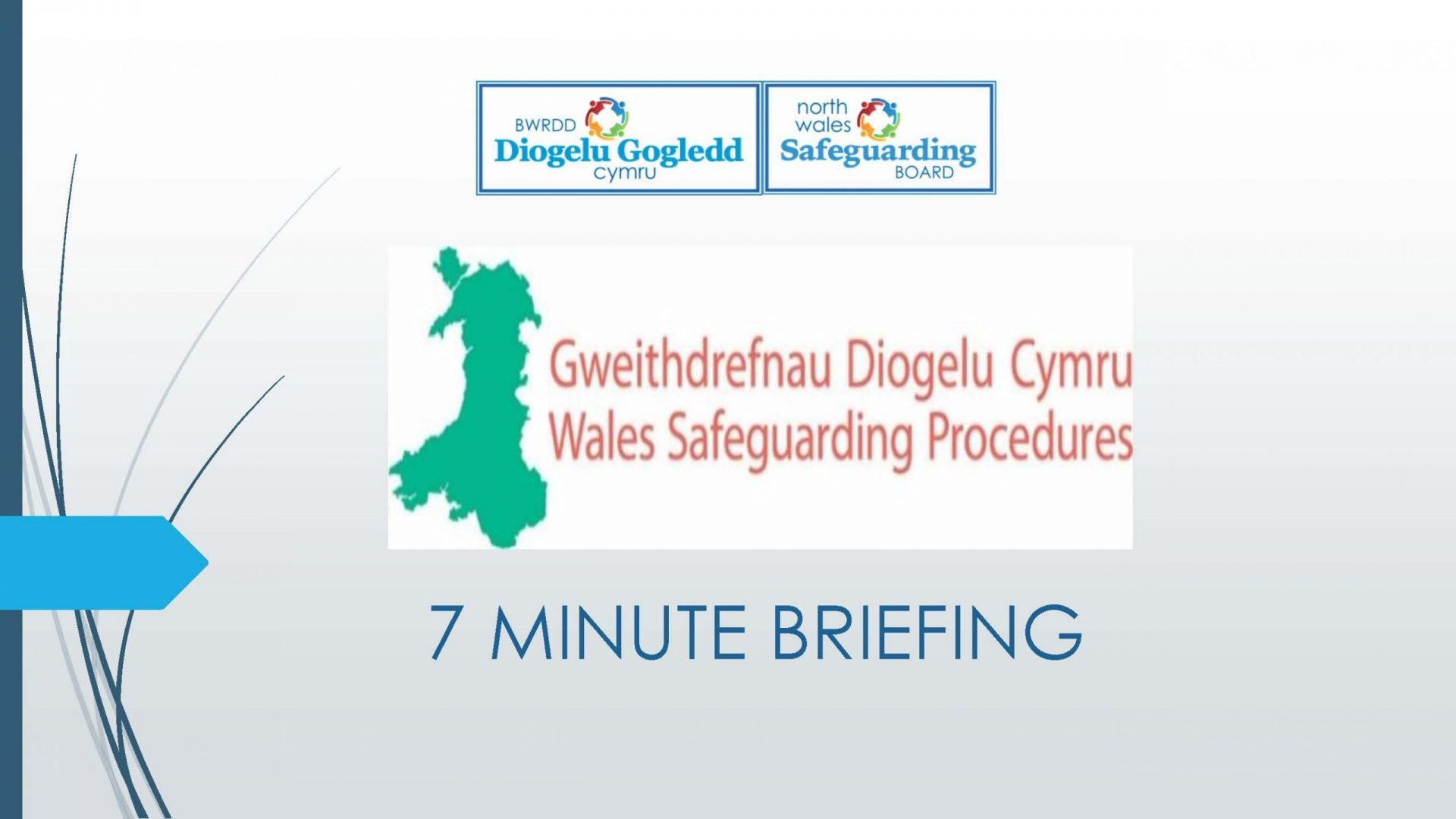 7 Minute Briefing - Wales Safeguarding Procedures
