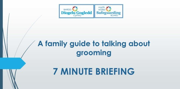 A family guide to talking about grooming