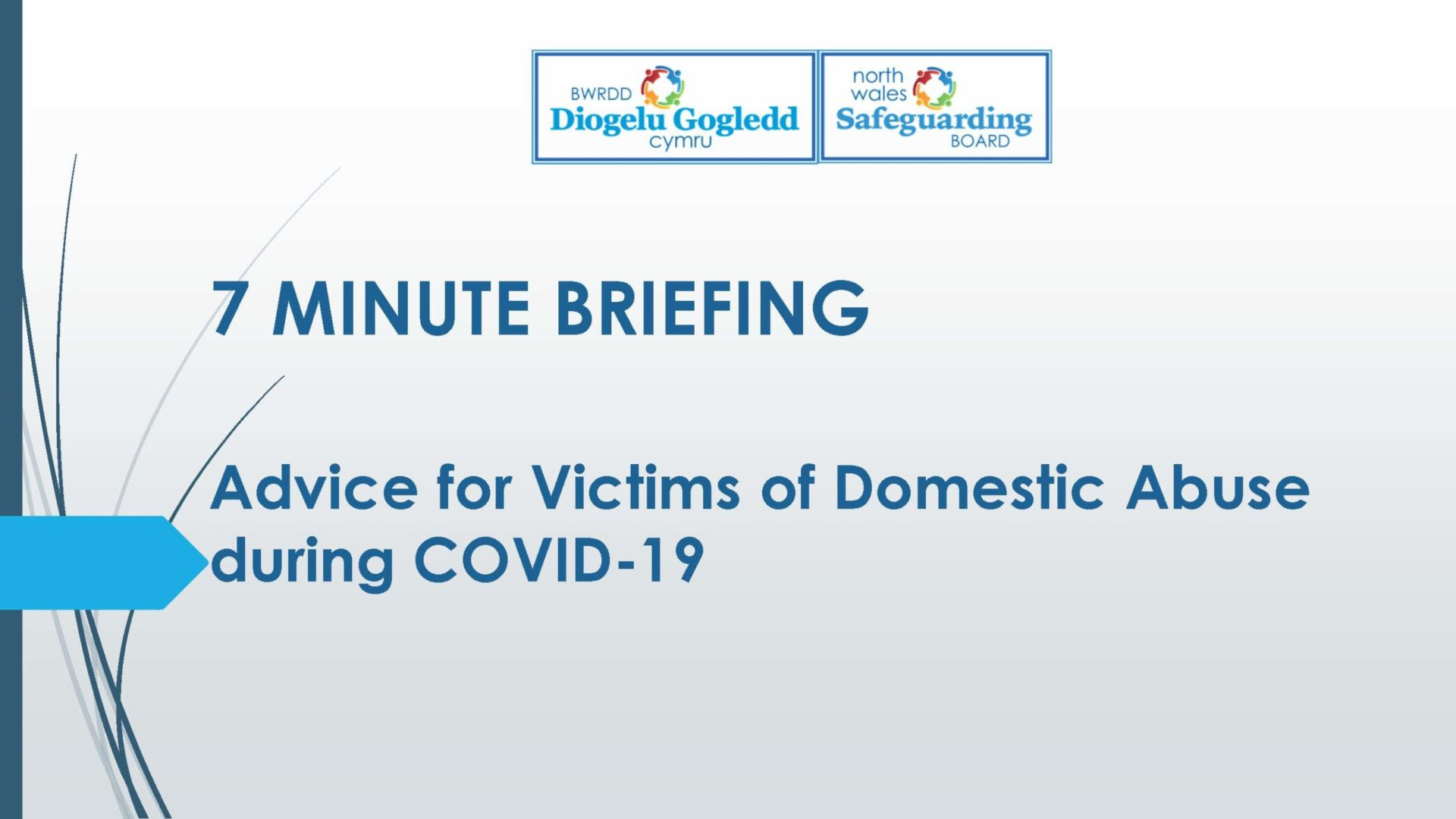 Advice for Victims of Domestic Abuse