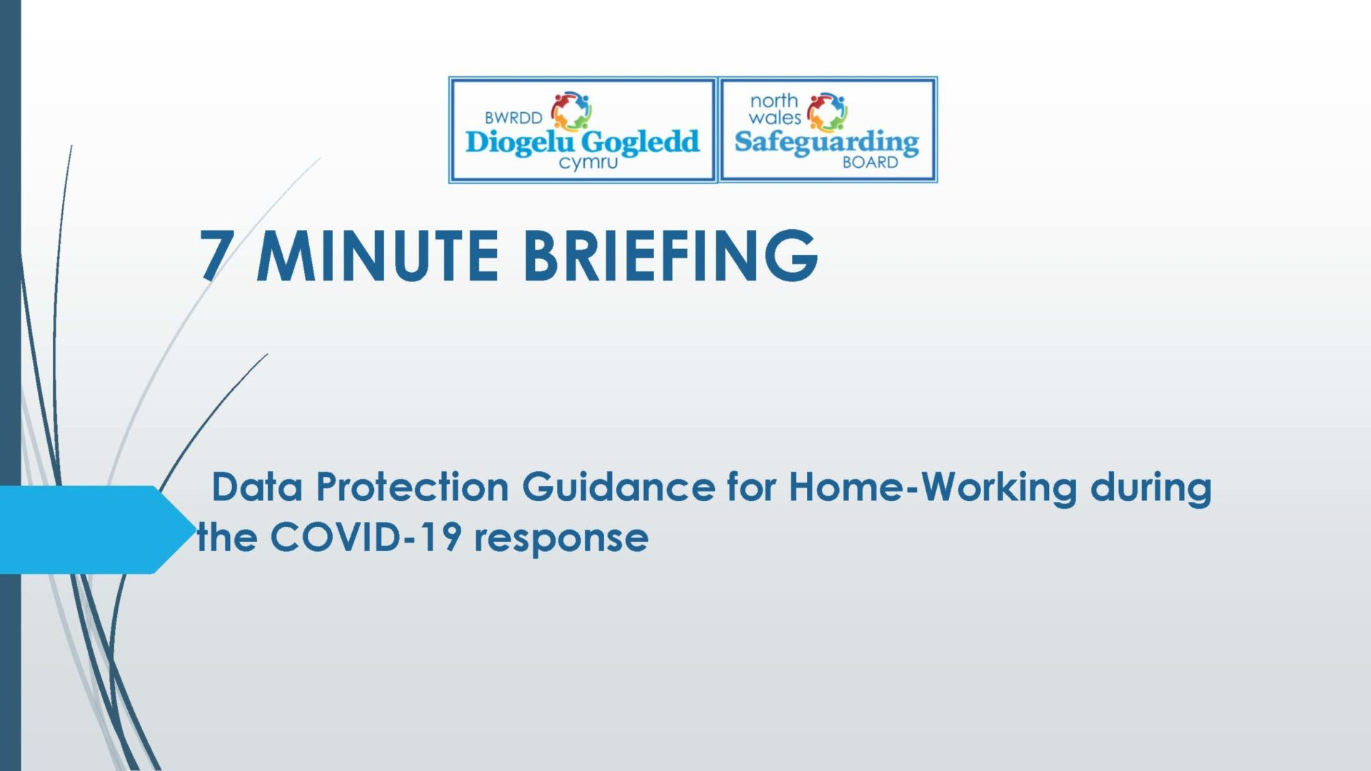 Data Protection Guidance for Home-Working during the COVID-19 respons