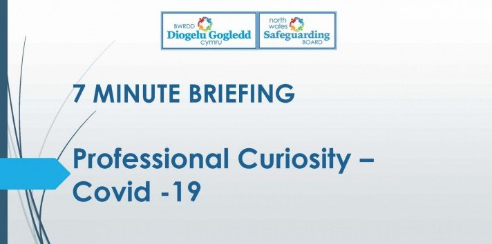 Professional Curiosity and Covid19