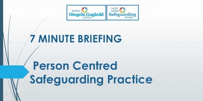 Person Centred Safeguarding Practice