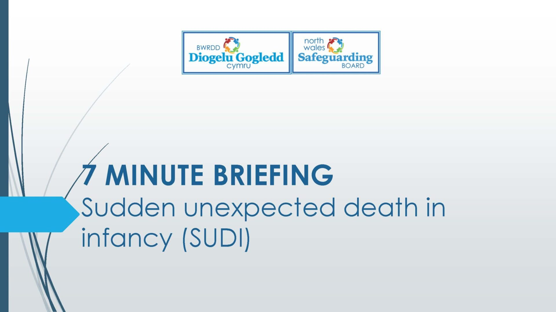 Sudden unexpected death in infancy