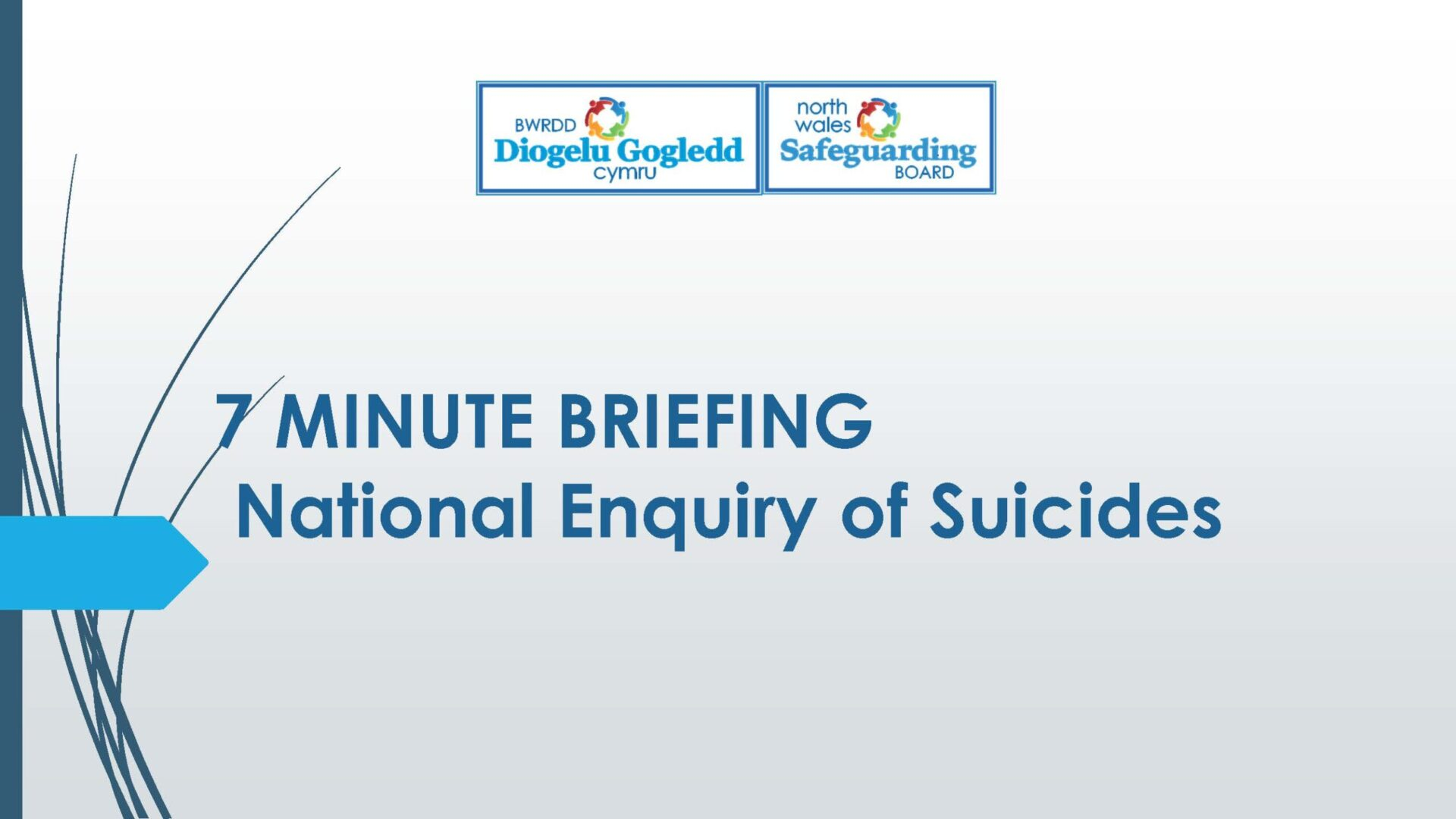 7 Minute Briefing - National Enquiry of Suicides