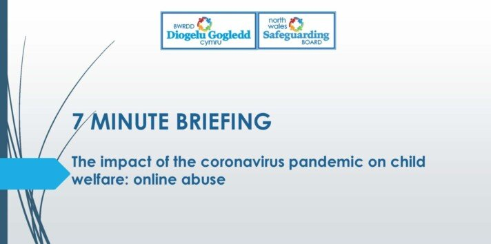 The impact of the coronavirus pandemic on child wel