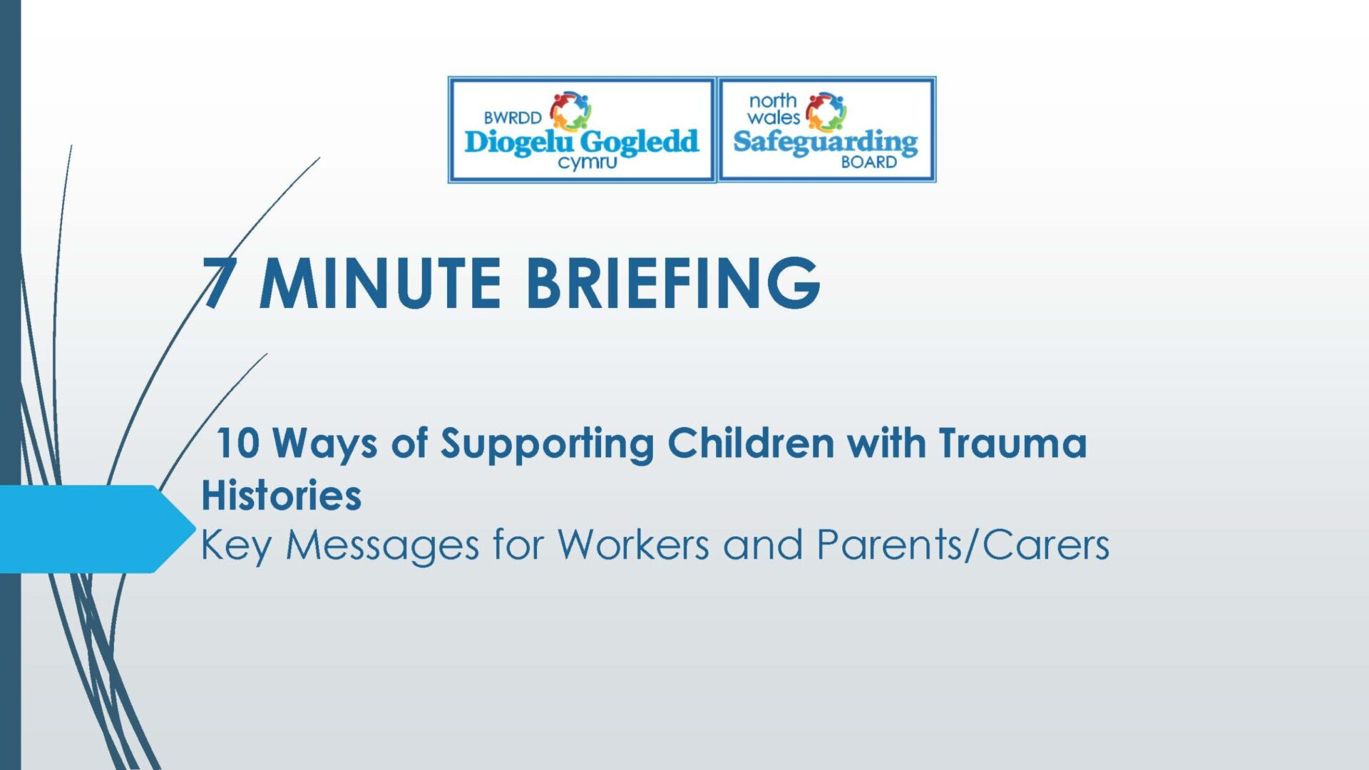 0 Ways of Supporting Children with Trauma Histories