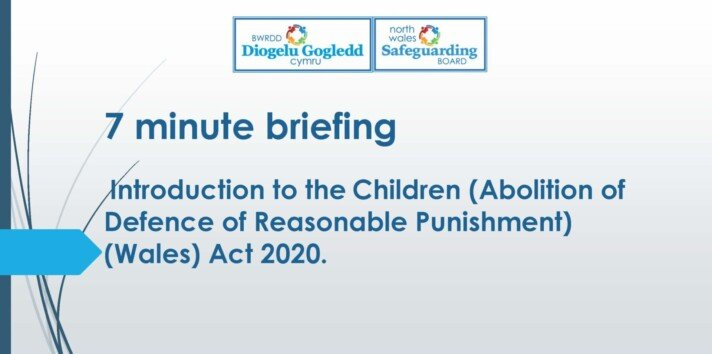 Introduction to the Children (Abolition of Defence of Reasonable Punishment) (Wales) Act 2020