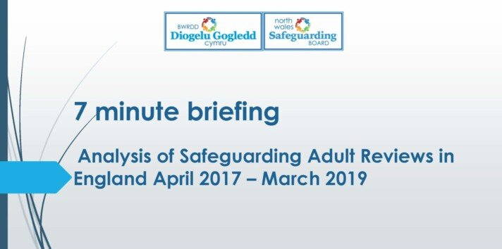 Learning from Safeguarding Adults Reviews in England