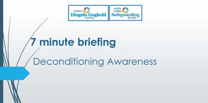 Deconditioning Awareness