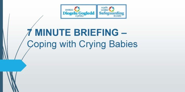 Coping with crying babies