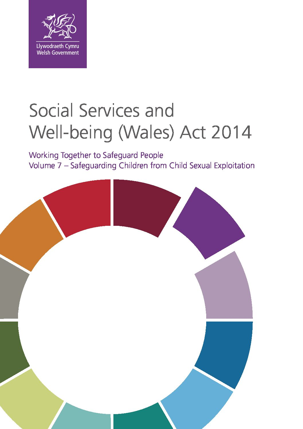 Working Together to Safeguard People Volume 7 – Safeguarding Children from Child Sexual Exploitation