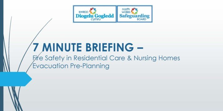 Fire Safety in Residential and Nursing Care Homes