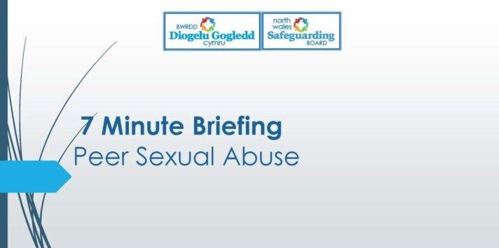 Peer Sexual Abuse