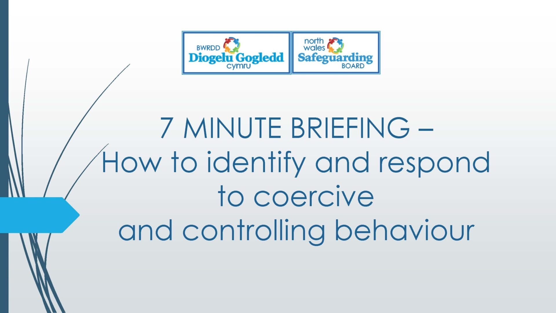 How to identify and respond to coercive and controlling behaviour
