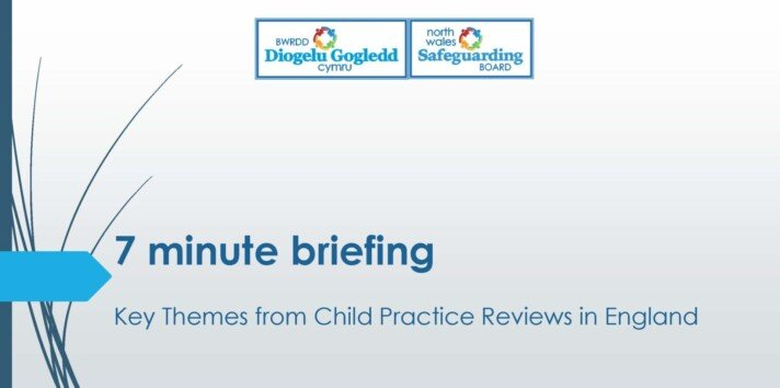 Key Themes from Child Practice Reviews in England